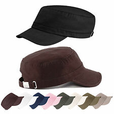 Army Hat Baseball Cap Military Cotton Urban Hat Mens / Ladies in 9 Colours