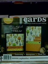 Cards the hottest trends in card making magazines over 150 ideas