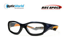 Rec Specs SLAM Impact Protective Sports Eyewear with Case