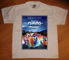 """""""Turbo Movie"""" Personalized T-Shirt - NEW"""