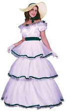 "SOUTHERN BELLE Adult Costume Ball Gown Victorian ""FAST SHIP"""