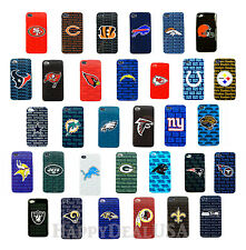 Official NFL Football Slim Fit Back Cover for APPLE iPhone 4 4S Case-Choose Team