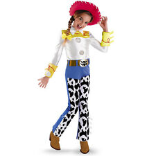 Jessie deluxe child costume from Toy Story