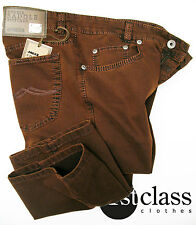 JOKER Stretch Fischgrät Jeans CLARK 3969/322 copper : Neues Modell