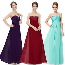 Ever-Pretty Women's Party Bridesmaid Formal Evening Gown Dress 09568 Domestic