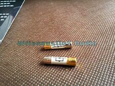 1pc Ultimate Gold & Rhodium Plate Create Audio Nano Fuse 5×20mm 1A, 3A, 5A,8A