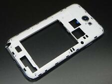 Original Housing middle For Samsung Galaxy Note 2 II N7100 White/Titanium cover