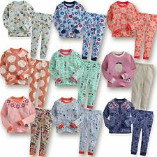 "[Korea] 2pcs Baby Toddler Kids Girl Clothes Sleepwear Pajama Set ""Mimir Girl"""