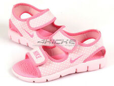 Nike City Sandal III (GS/PS) Tulip Pink/Polarized Pink Kids Velcro 443372-660