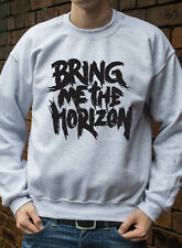 Bring me the horizon jumper band music rock oly tattoos gigs sykes tour K134