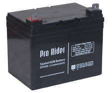 PRIDE GoGo Elite Traveller REPLACEMENT BATTERIES