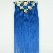 """16""""18""""20""""22""""24""""26""""28""""30""""L Clip In Remy Human Hair Extensions 70g 80g 120g 180g"""