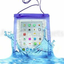 Waterproof case cover bag pouch sleeve tablet book apple kindle samsung kobo