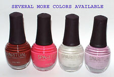 SpaRitual Nail Polish Lacquer .5 oz several colors available **