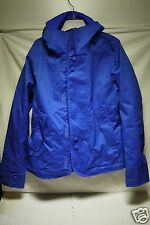 Burton Dryride Blue Zip Up Jacket Size L