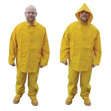 Choice Rainwear 3 Piece Suit Halloween Hazmat Costume NEW!Sizes M,L,XL,2,3,4,5XL