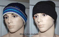 Timberland Men's Ribbed Cuffed Beanie Hat Sz OS NWT several choices **