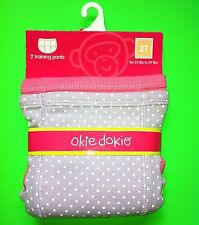~NEW~ Baby Boys Girls Potty Training Pants 1 Pack of 2 Underwear 2T 3T 4T Gift!