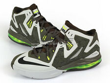 Nike Ambassador VI Shield Dark Loden/Black-Dusty Grey-Volt LeBron 616098-300