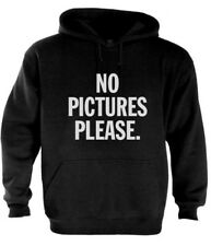 No Pictures Please Hoodie Tumbler Dope Gift Xmas Party