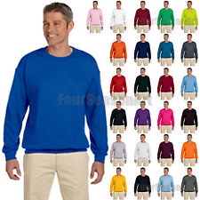 Gildan Mens Heavy Blend Crewneck Sweatshirt 50/50 Fleece Crew 2XL-5XL 18000-G180