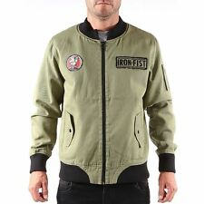 IRON FIST BOMBING BUZZARD BOMBER JACKET (B17C)