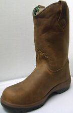 "John Deere Boots JD4504  ""WCT 12"" Waterproof Wellington Work Boot"