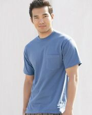 Hanes - Beefy-T with a Pocket - 5190 Sizes S-3XL