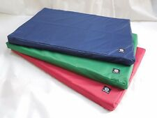 Thick Heavy Duty Waterproof Dog Bed-Mat-Cushion-Pad / Washable Cover