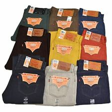 Levis 501 Original Shrink To Fit Stf Rare Limited Edtion Mens Button Fly Levi's