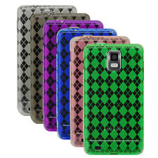 Diamond TPU Rubber Gel Case Cover for Samsung Infuse 4G / i997