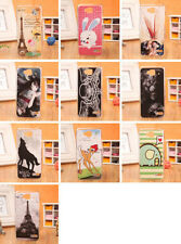 Cartoon Hard Protection Case Back Skin Cover For Alcatel One Touch Idol Mini NEW