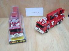 Fire Engine/Rescue Truck. New in retail packaging. **Guaranteed delivery**