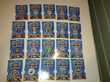match attax 2013-14 Teams 19 Cards Sets With 16 Base 1 SS 1 SP and Manager