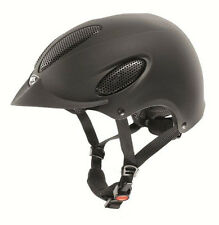 UVEX Perfexxion Active Riding Helmet * UK KITE MARKED AND FREE UVEX HAT BAG*