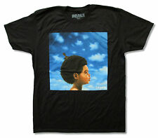 """DRAKE """"NOTHING WAS THE SAME"""" ALBUM COVER BLACK T-SHIRT NEW OFFICIAL RAP RAPPER"""