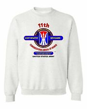 "11TH LIGHT INFANTRY BRIGADE* VIETNAM* ""CONGRESSIONAL MEDAL OF HONOR"" SWEATSHIRT"