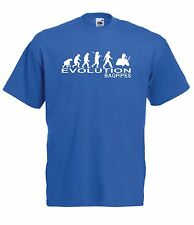 EVOLUTION BAGPIPES SCOTLAND NEW xmas birthday gift ideas boys girls top T SHIRT