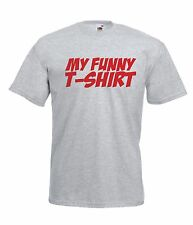 FUNNY GIFT present NEW Boy Girls Kids size T SHIRT TOP Age 1-15 Year old