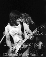 Ronnie Montrose Photo Montrose Concert Photo in 1974 by Marty Temme 1A