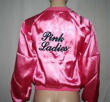 Adult Pink Ladies Jacket Deluxe Quality Grease