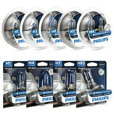 Philips Diamond Vision Upgrade Headlamps - All Fittings Available