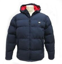 CATERPILLAR MENS PUFFA COAT JACKET HOODED WINTER QUILTED COAT M-2XL NAVY NEW