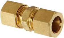 Compression Union Standard Brass Water Gas Oil Air Fuel Line Boat Auto Fitting