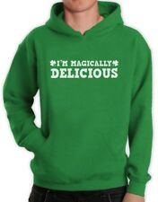 I'M MAGICALLY DELICIOUS Hoodie For St.Patricks Day Party Irish Patty's