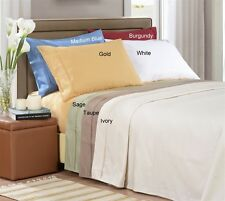Luxury Egyptian Cotton 1000 Thread Count Striped Sheet Sets