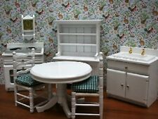 Dolls House Miniature 1/12th Scale Kitchen Set - Various Styles to Choose From