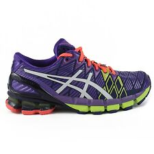 Asics GEL-Kinsei 5 Running Shoe - Ultra Marine/White/Purple (Womens)