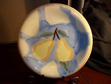 "Bella Pear(s) Dinner & Salad Plates & Pasta/Soup Bowls - ""Oh Pears"""