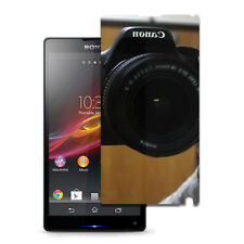For Sony  XPERIA ZL C6506 Mirror Screen Protector LCD Phone Cover